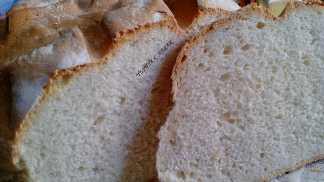 Постен хляб
