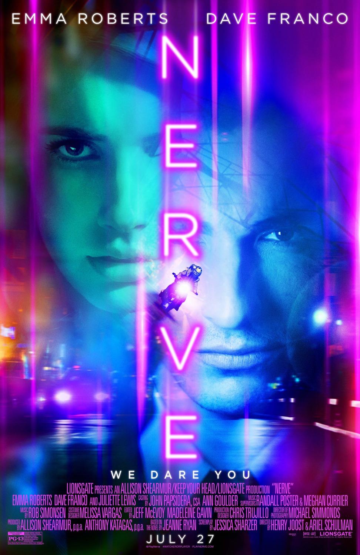 Nuevo póster internacional de 'Nerve'