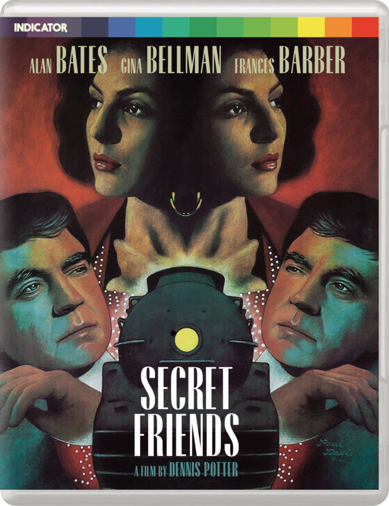 secret friends bluray