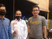 GAAS (Gerakan Advokat & Aktivis) Kota Medan, Penuhi Undangan Silahturahmi Di Kota Binjai