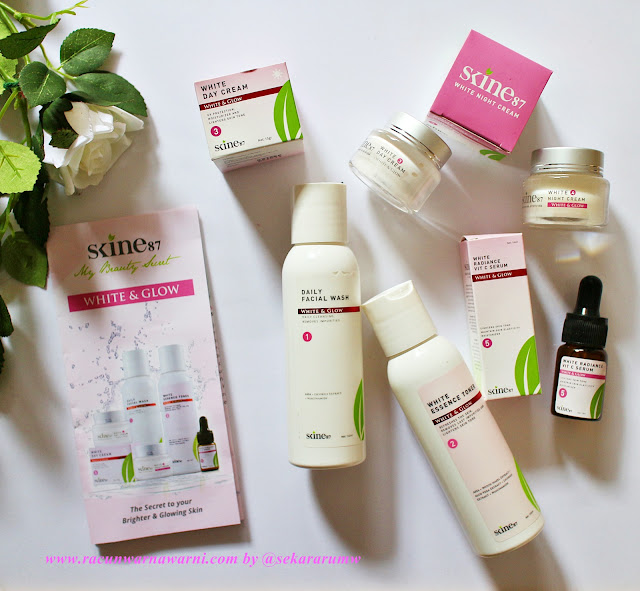 Review Produk-produk Skine87