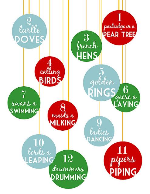 12-days-of-Christmas-printable