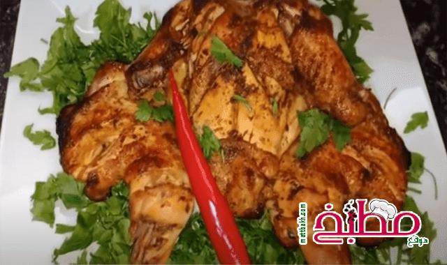 تتبيلة الفراخ المشويه فاطمه ابو حاتي