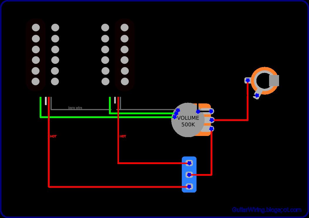 Wiring Diagram For Guitar Pickups - Wiring Diagram