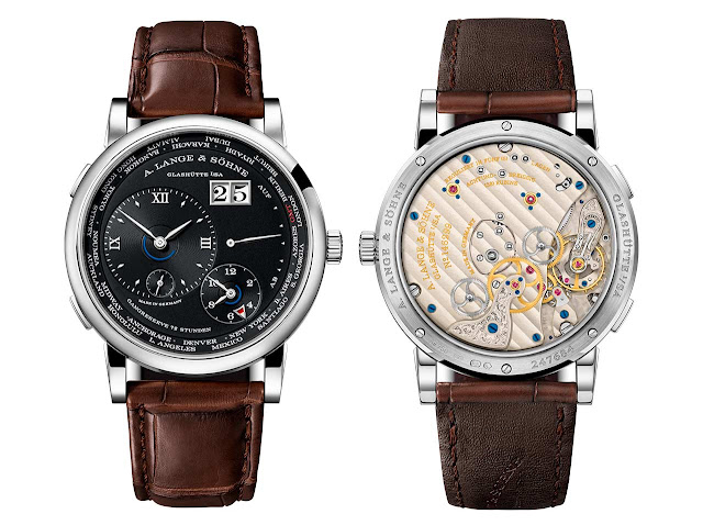 A. Lange & Söhne Lange 1 Time Zone ref. 136.029
