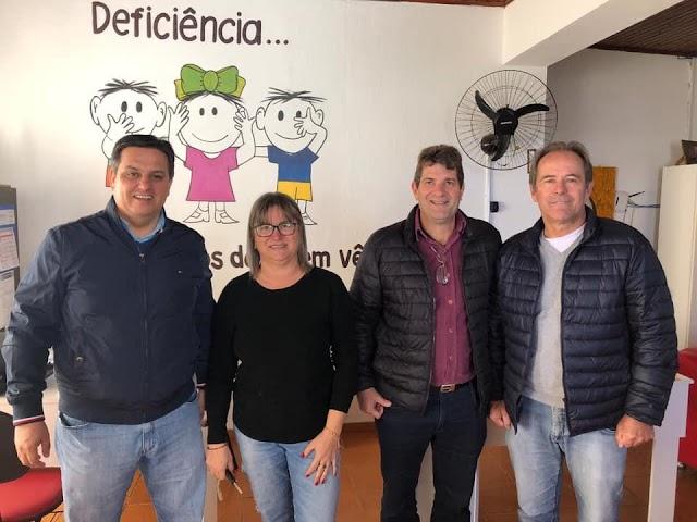 Deputado Federal Marcelo Brum destina R$ 400 mil à escola de São Chico