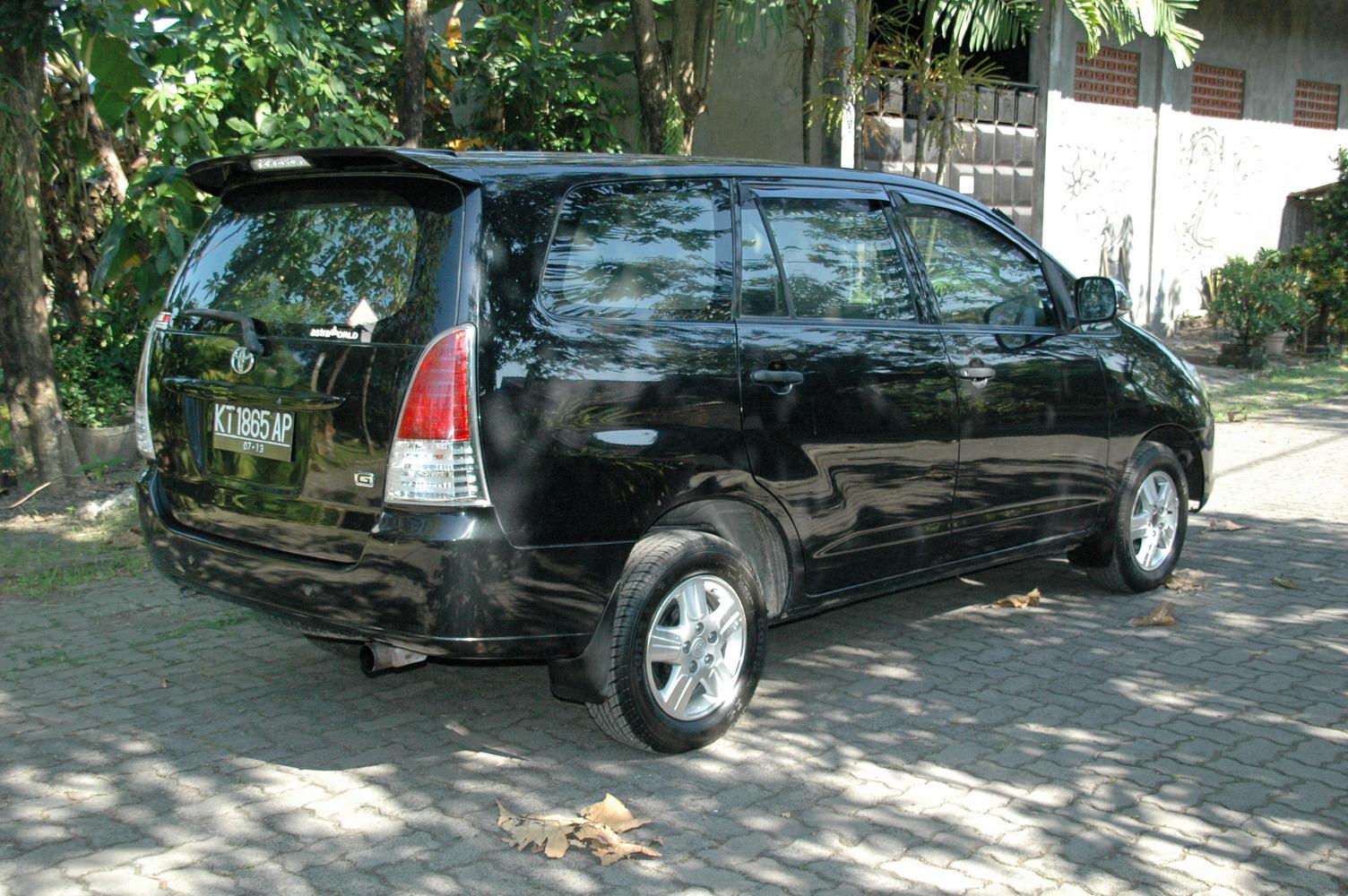 All New Kijang Innova Q Diesel Review Automoda Toyota G 2008