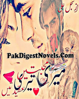 Meri Mohabbtain Teri Aqedatain By Sajal Ali Urdu Novel Free Download Pdf