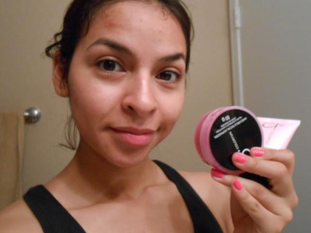 Marizip probando Fuller Colorfun Cosmetics