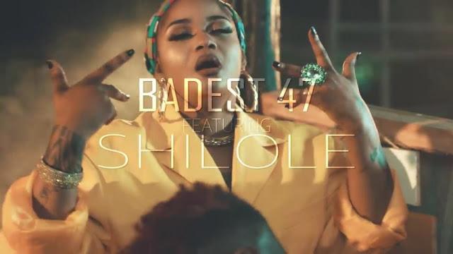 Shilole x Baddest 47 - Nikagongee