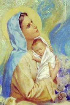 Maternidad Divina de María