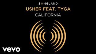 California Lyrics - Usher Ft. Tyga