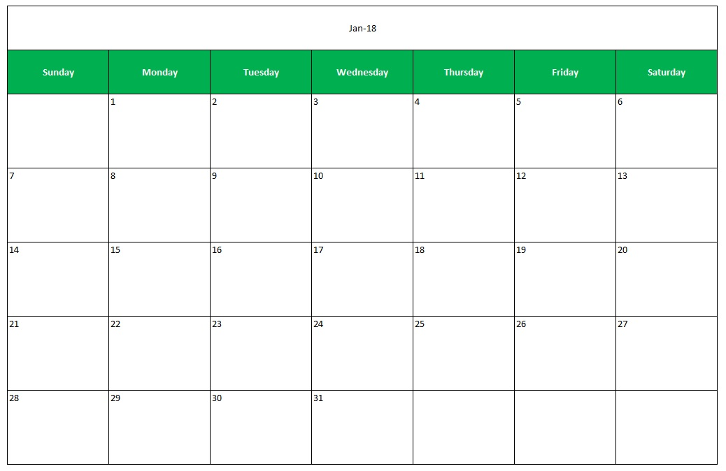 South African Year Planners And Public Holidays 2018 And 2019 2018