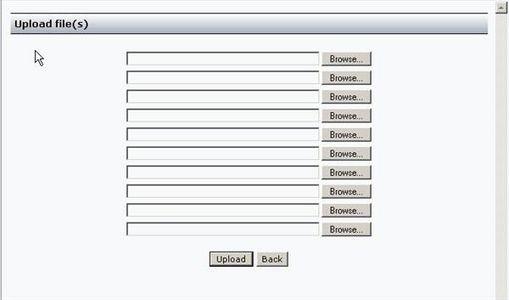 Inurl-Poliglota Dork busca gerenciador de upload em domínio japonês.