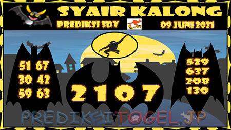 Prediksi Kalong Sydney Rabu 09-Juni-2021