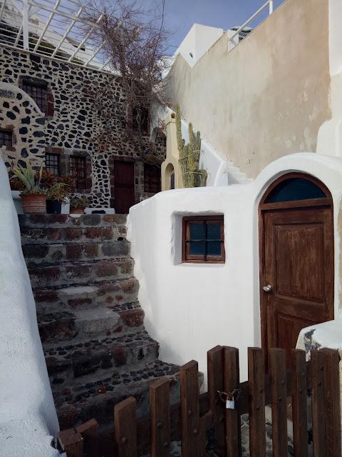 Travelog Greece: Fira, Santorini