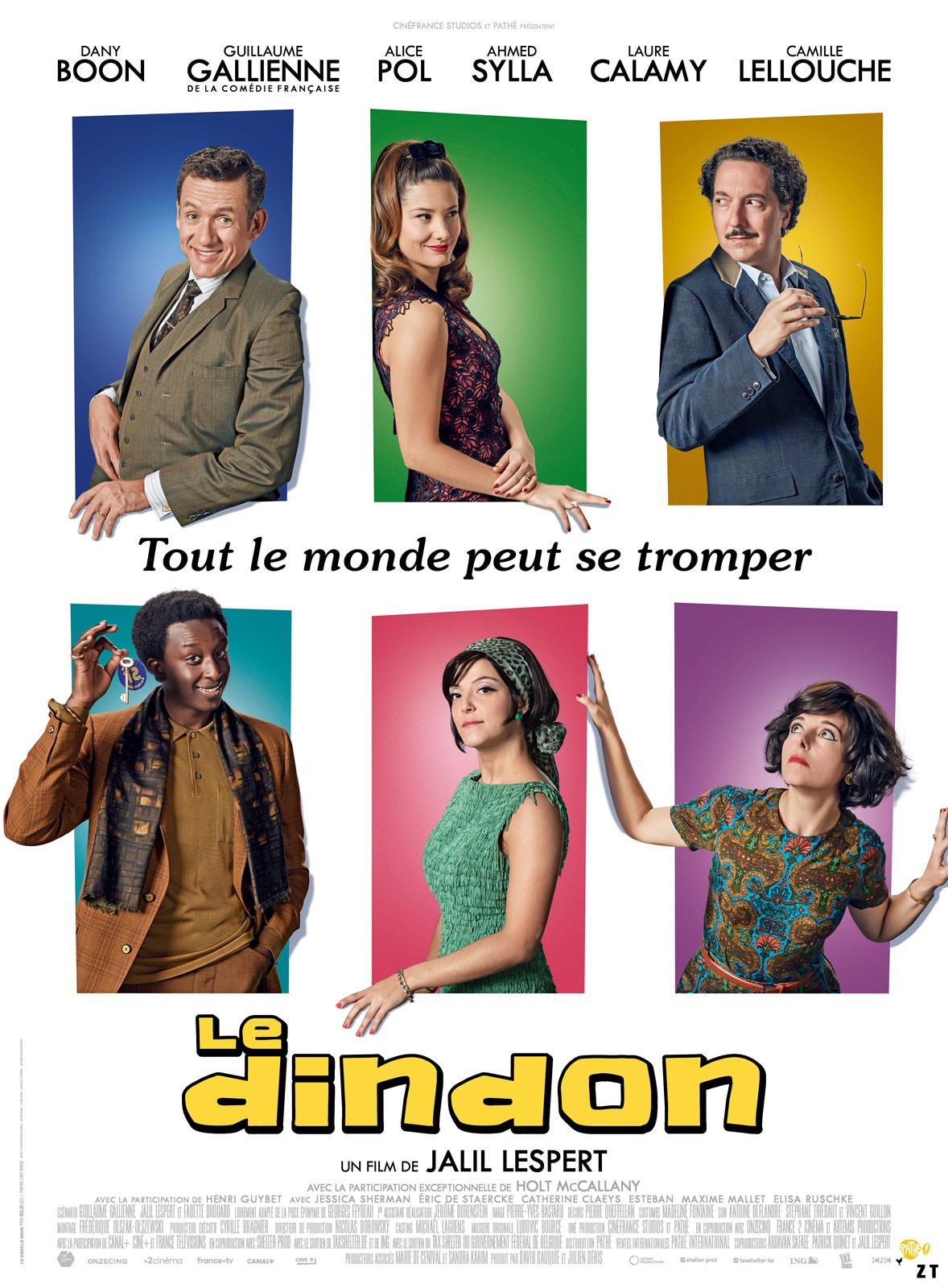 Le Dindon [HDRip] [Streaming] [Telecharger]
