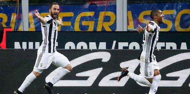 ترتيب الدوري الإيطالي 2018 بعد فوز يوفنتوس علي إنتر ميلان - يوفنتوس يقترب من حسم لقب الدوري