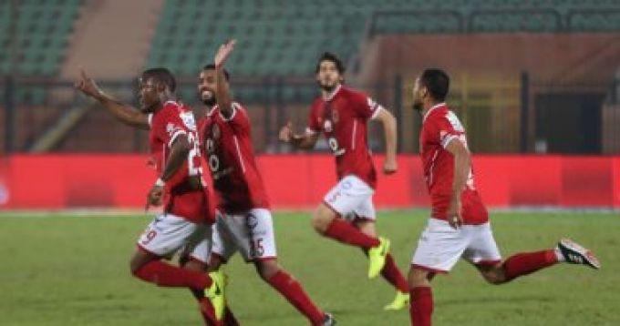 فوز الأهلي على بتروجت بثنائية نظيفه على رجال حسن شحاتة في الدوري العام