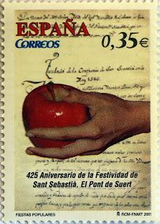 425 ANIVERSARIO DE LA FESTIVIDAD DE SANT SEBASTIÁ. EL PONT DE SUERT