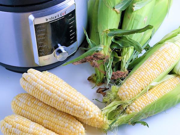 Instant Pot: Corn on the Cob