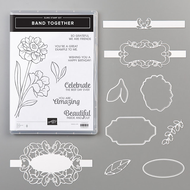 lo Band together Stampin' Up!