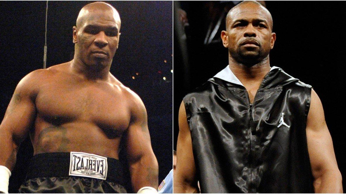Mundo do pro-wrestling reage a luta histórica entre Mike Tyson e Roy Jones Jr.