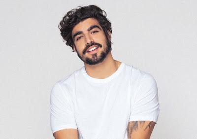 """Caio Castro é um dos entrevistados do """"Reclame"""" desta semana. Crédito: Divulgação"""