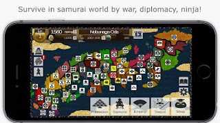 The Samurai Wars Mod Apk