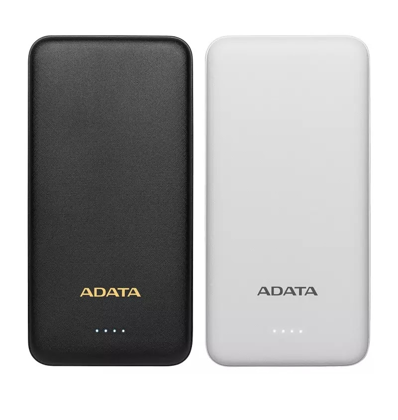 ADATA T10000 Power Bank Colors