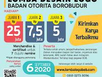 [GRATIS] Lomba Desain Logo Nasional 2020 di Badan Otorita Borobudur