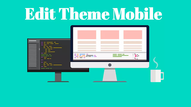 Edit themplate html code mobile  phone