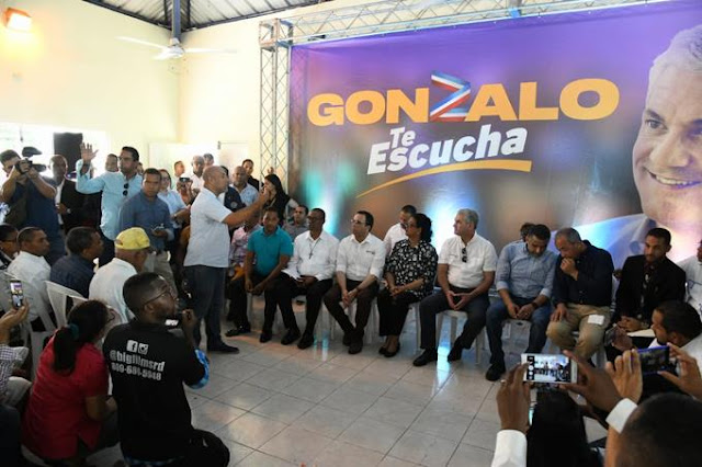 Gonzalo Castillo se identifica con el voto automatizado