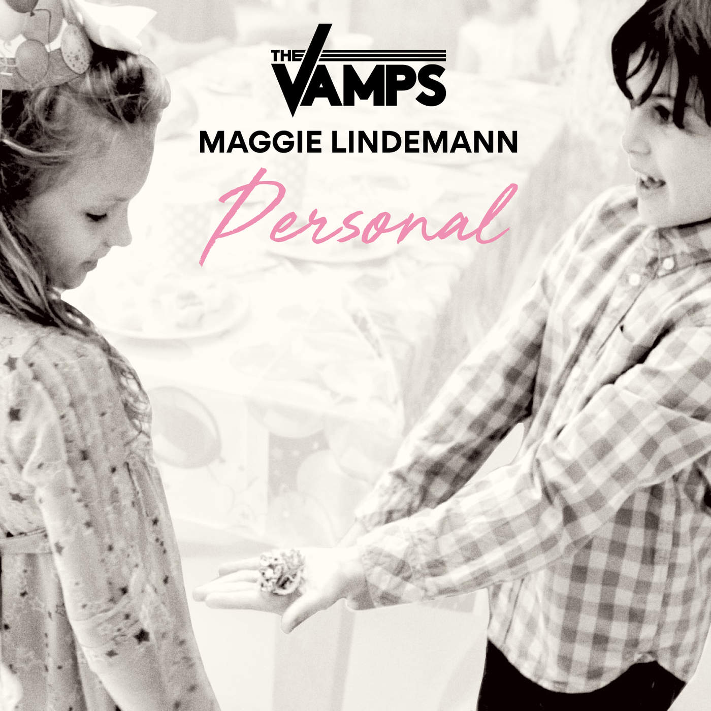 The Vamps - Personal (feat. Maggie Lindemann) - Single