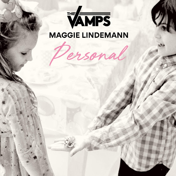 The Vamps - Personal (feat. Maggie Lindemann) - Single Cover