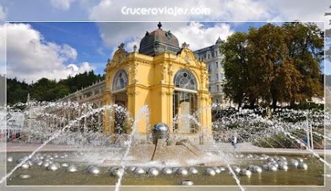 El Triángulo Balneario de Chequia, reconocido como Patrimonio Mundial