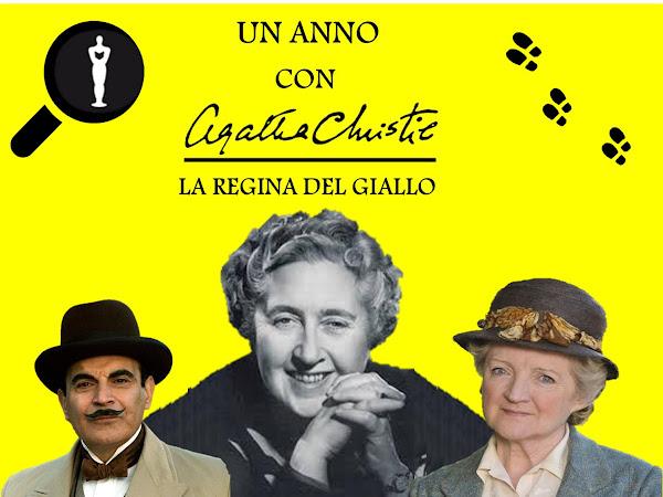 Review Party - Presentazione - Un anno con Agatha Christie