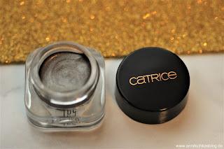 Review: CATRICE LE -  Soleil d'été - Sommer für die Haut! - Metal Eyelight C02 Metal TANtation - www.annitschkasblog.de
