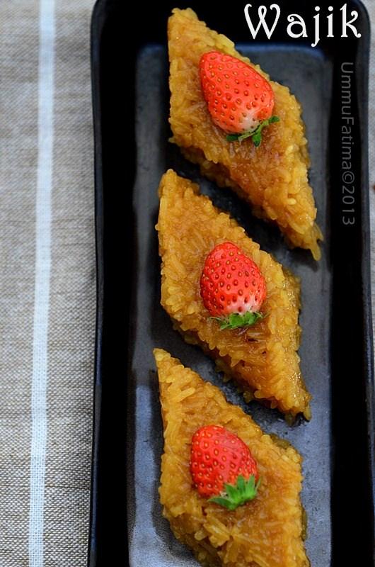 wajik4ok.JPG (530×800) Resep masakan indonesia, Makanan