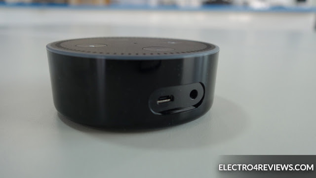 Amazon Echo Dot Review | electro4reviews