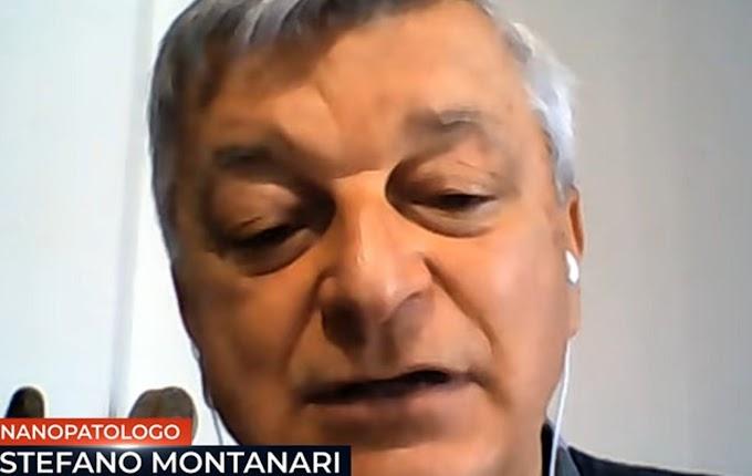 ΕΞΑΛΛΟΣ Ο Ιταλός Καθηγητής Νανοπαθολογίας STEFANO MONTANARI κραυγάζει την επιστημονική του αλήθεια:ΑΥΤΟ ΠΟΥ ΚΑΝΕΤΕ ΕΙΝΑΙ ΕΓΚΛΗΜΑ.....!!Μόνο 3 Ιταλούς σκότωσε ο ιός...!!Τους υπόλοιπους τους σκότωσε το σύστημα υγείας η διαφθορά''!![ΒΙΝΤΕΟ ΚΑΙ ΦΩΤΟ]