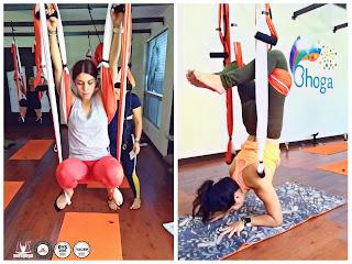 columpio yoga mexico