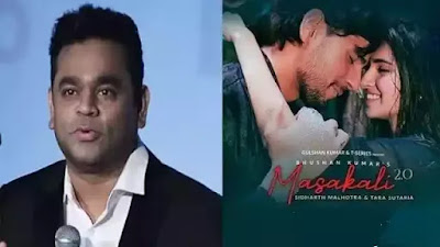 A R Rahman Is Not Happy With Masakali 2