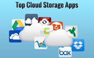 تطبيقات, وخدمات, التخزين, السحابي, على, الهواتف, والأجهزة, التي, تعمل, بنظام, أندرويد