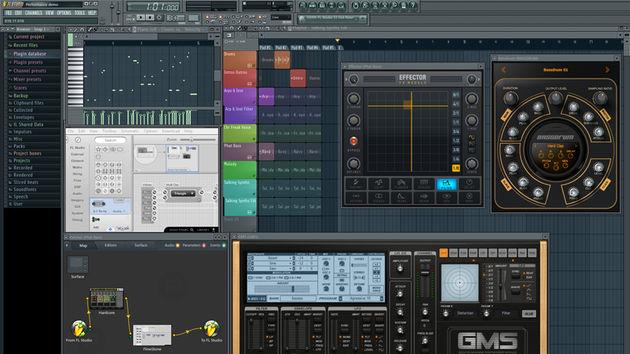 FL Studio 11 Producer Edition Screenshot