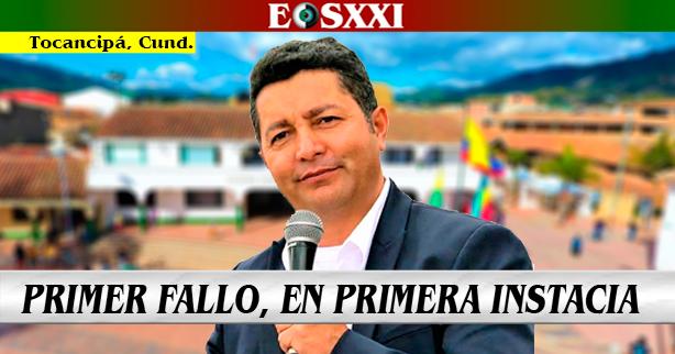 En contra, primer fallo de los dos procesos del ex alcalde Forero Bejarano