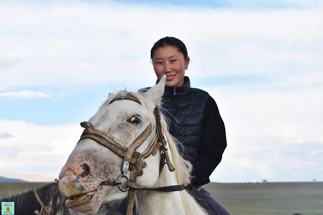 Itinerario por Kirguistan