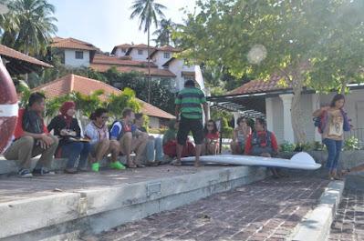 blogger kepri diacara Nongsa Regatta 2016