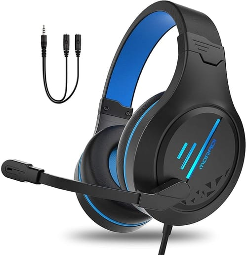 Review YIWEIKEJI ETWAR Stereo Gaming Headset for PC PS4 Xbox