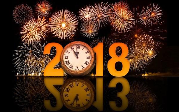 Dr Lợi:Chúc mừng năm mới 2018